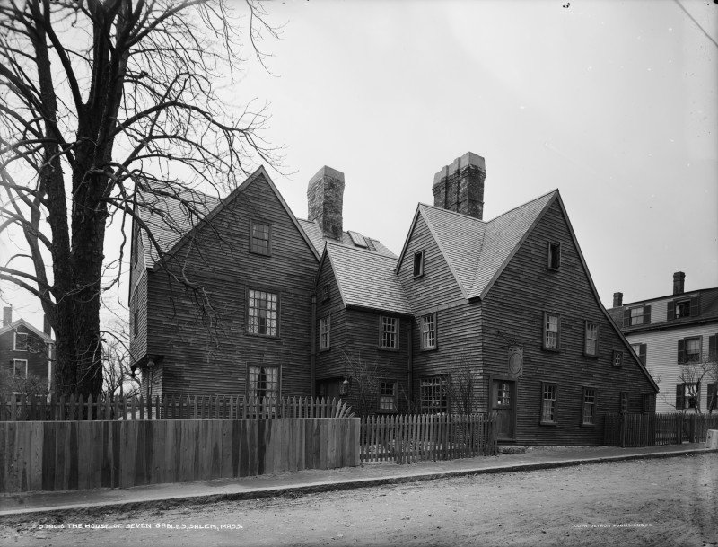 the house of seven gables essays